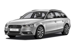 Audi A4 Avant (B8) 1.8 (170 hp) CVT