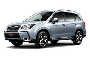 Subaru Forester (SJ) 2.5 CVT CB