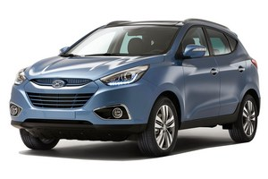 Hyundai ix35 2.0D AT Top 4WD