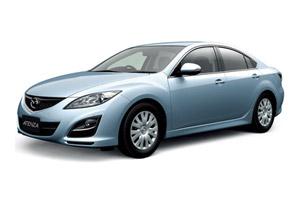 Mazda 6 (GH, 2007-2012) 2.0 AT Mid