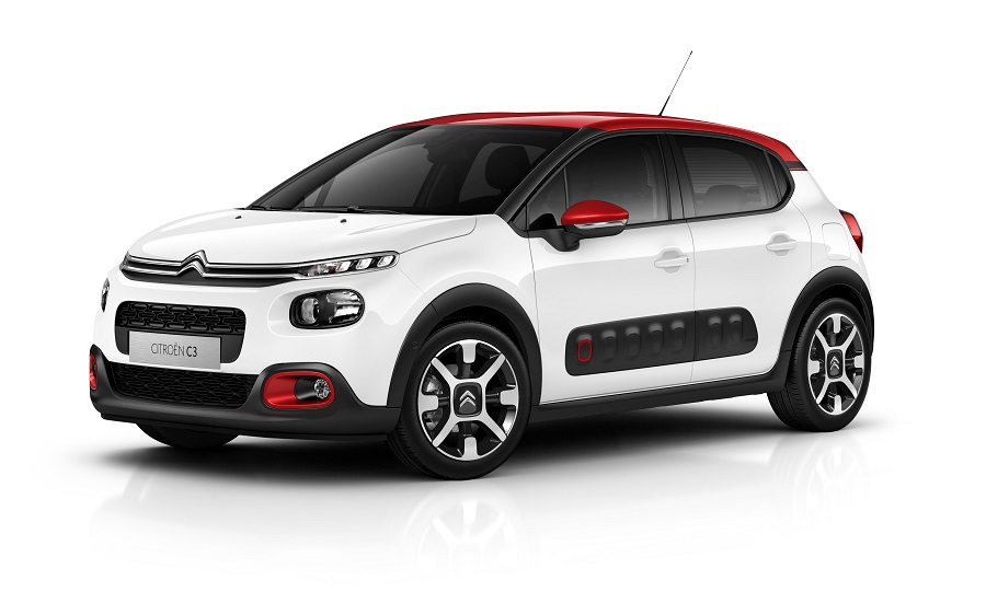 Citroen C3 1.2 MT Feel