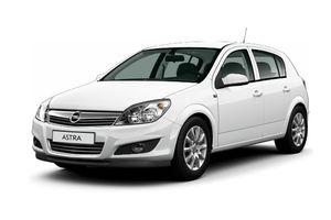 Opel Astra H хетчбэк