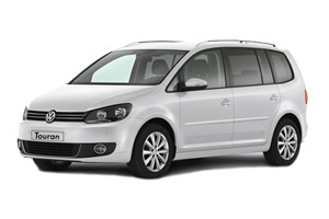 Volkswagen Touran 2010 1.4 MT Life