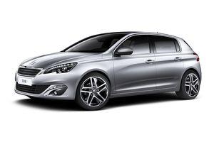Peugeot 308 1.6 (115 hp) MT Allure