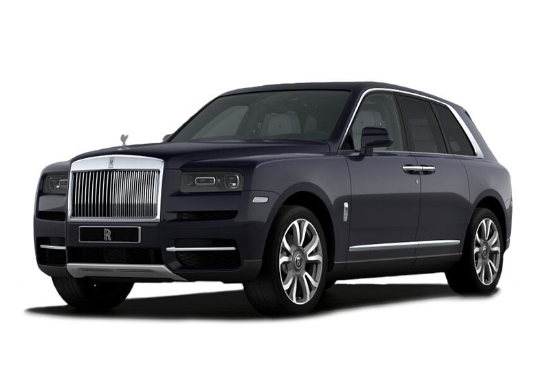 Rolls-Royce Cullinan 6.8 AT 4WD