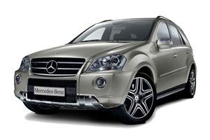Mercedes-Benz M-Class (W164) ML 63 AMG