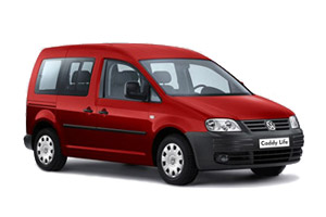 Volkswagen Caddy Combi (2K, 2003-2010) 1.6 MT