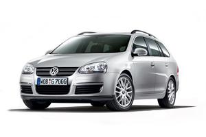 Volkswagen Golf Универсал 1.9D MT Comfortline