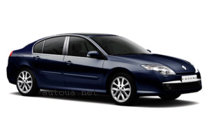 Renault Laguna III 2.0 AT Expression