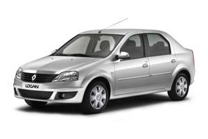 Renault Logan I (2005-2013) 1.4 MT (ГБО) Base