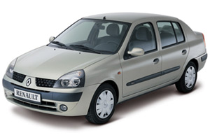 Renault Symbol (2002) 1.4 MT Authentique