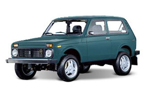 Lada (ВАЗ) Lada 21214 (Lada 4x4)
