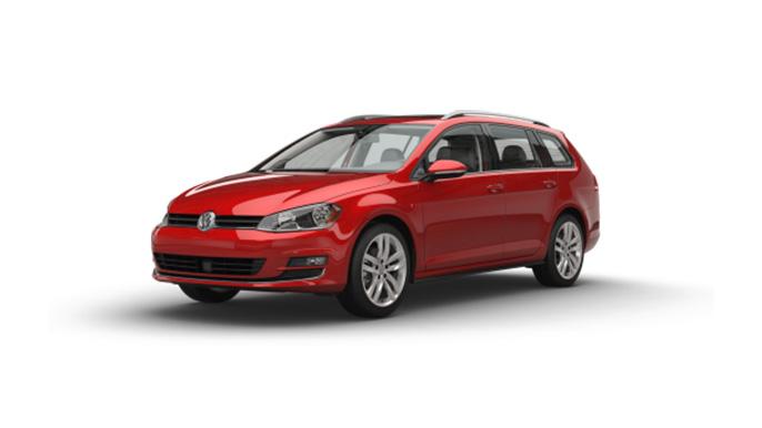 Volkswagen Golf SportWagen 2.0D DSG S