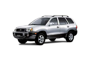 Hyundai Santa Fe (2000-2006) 2.7 AT GLS