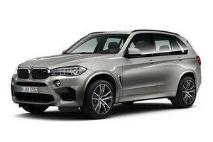 BMW X5M (F85) 4.4 AT