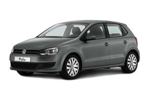 Volkswagen Polo 5dr (2009 - 2014) 1.4 MT Fly