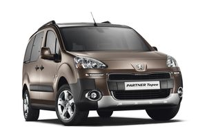 Peugeot Partner Tepee 2013 1.6D MT Access