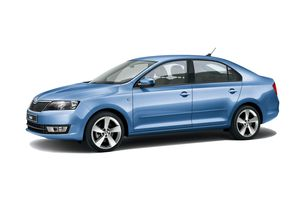 Skoda Rapid 2014 1.6 MT Ambition