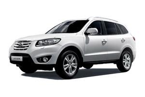 Hyundai Santa Fe (CM, 2007-2012) 2.4 AT Impress