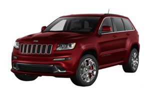 Jeep Grand Cherokee SRT8 6.4 AT