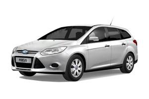 Ford Focus Estate III (2011-2014) Универсал 1.6 MT Trend Plus