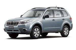 Subaru Forester (SH) 2.5 AT TV