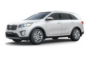 Kia Sorento  2.2D AT Prestige (7 мест)