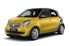 Smart forfour (W453)